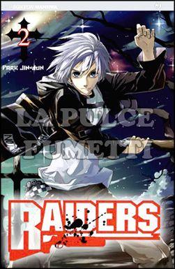 RAIDERS #     2