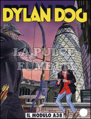 DYLAN DOG ORIGINALE #   268: IL MODULO A38