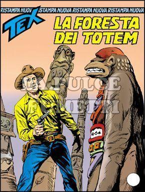 TEX NUOVA RISTAMPA #   221: LA FORESTA DEI TOTEM