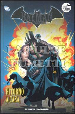 BATMAN LA LEGGENDA #    14: RITORNO A CASA