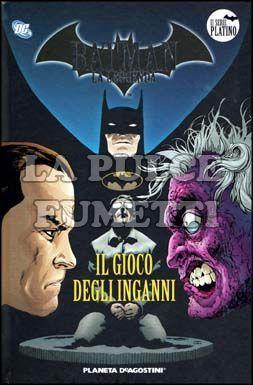 BATMAN LA LEGGENDA #    15: IL GIOCO DEGLI INGANNI