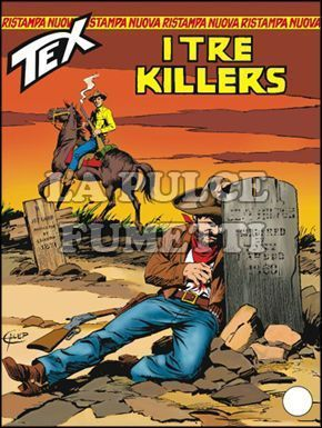 TEX NUOVA RISTAMPA #   216: I TRE KILLERS