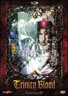 TRINITY BLOOD #     4 - EPISODI 13/16