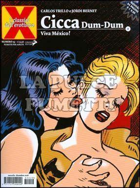 CLASSICI DELL'EROTISMO #    29 - CICCA DUM-DUM  2: VIVA MEXICO!