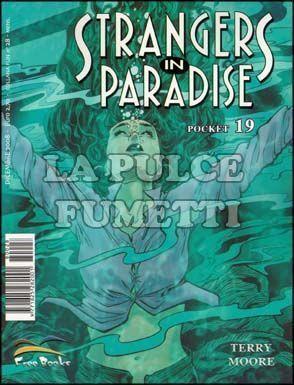 STRANGERS IN PARADISE POCKET #    19