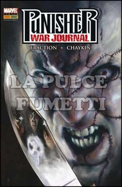 MARVEL MEGA #    48 - PUNISHER WAR JOURNAL 4