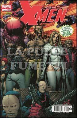 INCREDIBILI X-MEN #   224 + POSTER CHECKLIST SECRET INVASION
