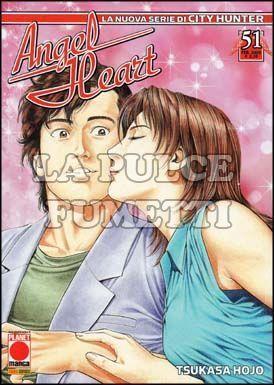ANGEL HEART #    51