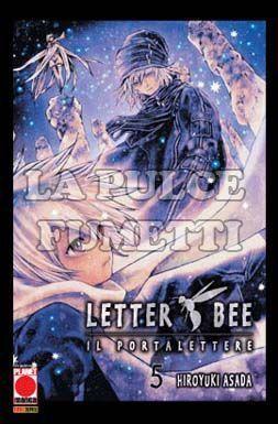 PLANET MANGA PRESENTA #     9 - LETTER BEE  5