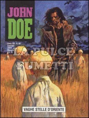 JOHN DOE #    68: VAGHE STELLE D'ORIENTE