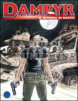 DAMPYR #   106: IL RITORNO DI BASTET