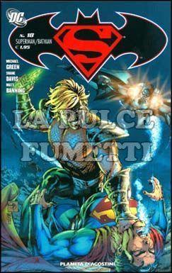 SUPERMAN / BATMAN SERIE II #    18