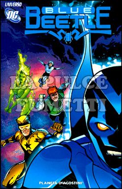 UNIVERSO DC - BLUE BEETLE