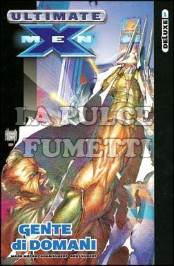 ULTIMATE DELUXE #     1 - ULTIMATE X-MEN  1: GENTE DI DOMANI RISTAMPA - VARIANT COVER