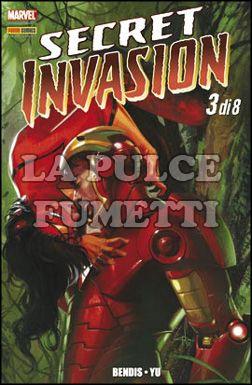 MARVEL MINISERIE #    95 - SECRET INVASION  3