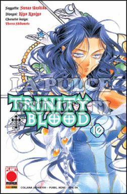 COLLANA JAPAN #   100 - TRINITY BLOOD 10