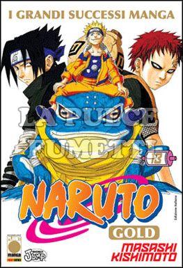 NARUTO GOLD #    13