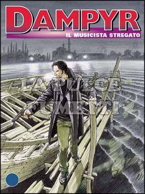 DAMPYR #   107: IL MUSICISTA STREGATO