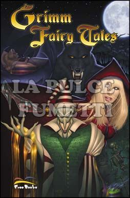 GRIMM FAIRY TALES #     1