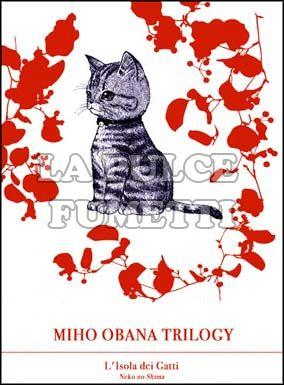 MIHO OBANA TRILOGY #     3: L'ISOLA DEI GATTI