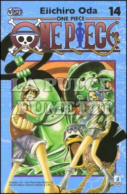 GREATEST #   110 - ONE PIECE NEW EDITION 14