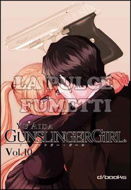 GUNSLINGER GIRL #    10