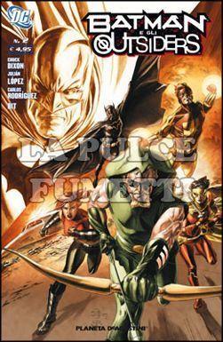 BATMAN E GLI OUTSIDERS #     2