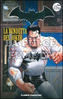 BATMAN LA LEGGENDA #    33: LA VENDETTA DEL JOKER