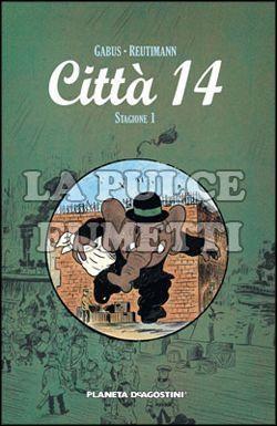 CITTA' 14 #     1