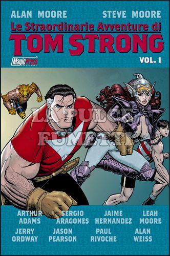 STRAORDINARIE AVVENTURE DI TOM STRONG #     1