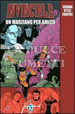 INVINCIBLE #     6: UN MARZIANO PER AMICO