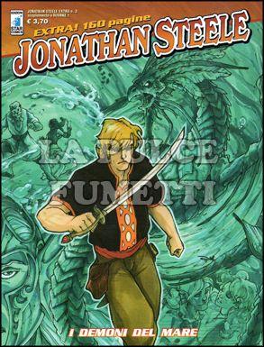 JONATHAN STEELE EXTRA #     3: I DEMONI DEL MARE