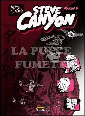 STEVE CANYON #     9