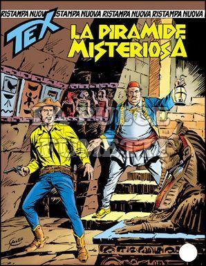 TEX NUOVA RISTAMPA #   228: LA PIRAMIDE MISTERIOSA