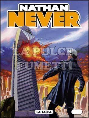 NATHAN NEVER #   214: LA TALPA