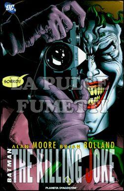 BATMAN: THE KILLING JOKE EDIZIONE ASSOLUTA