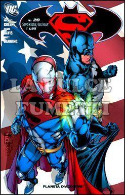 SUPERMAN / BATMAN SERIE II #    20