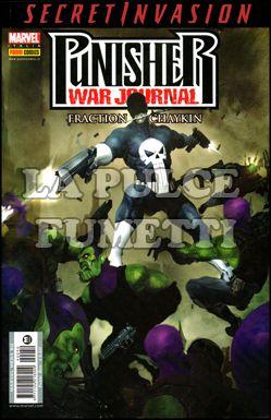 MARVEL MEGA #    50 - PUNISHER WAR JOURNAL 5 - SECRET INVASION