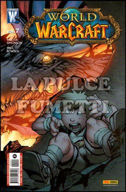 PANINI COMICS MEGA #     7 - WORLD OF WARCRAFT  7