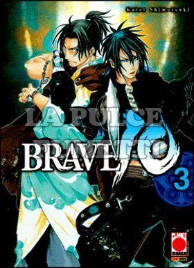 BRAVE 10 #     3