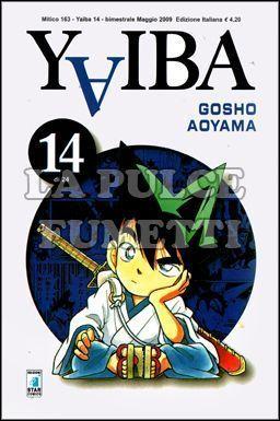 MITICO #   163 - YAIBA 14