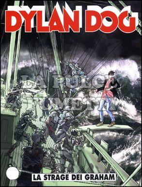 DYLAN DOG ORIGINALE #   272: LA STRAGE DEI GRAHAM