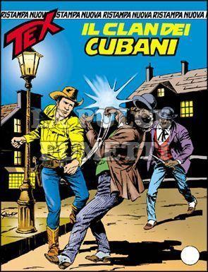 TEX NUOVA RISTAMPA #   230: IL CLAN DEI CUBANI