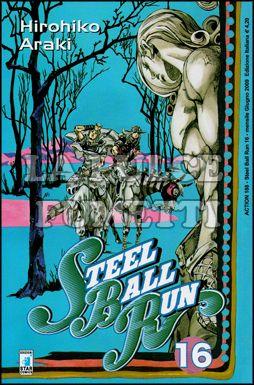 ACTION #   188 - JOJO STEEL BALL RUN 16