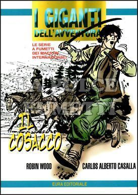 GIGANTI DELL'AVVENTURA #    75 - IL COSACCO  7