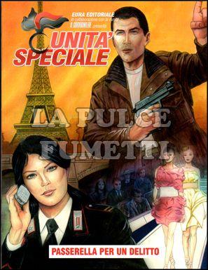 UNITA SPECIALE #    12: PASSERELLA PER UN DELITTO