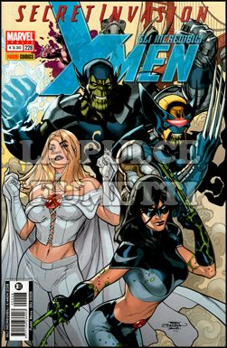 INCREDIBILI X-MEN #   228 - SECRET INVASION