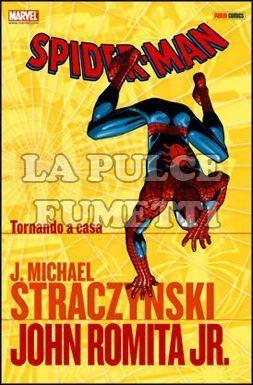 SPIDER-MAN - STRACZYNSKI COLLECTION #     1: TORNANDO A CASA