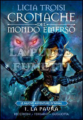 PANINI COMICS PRESENTA #     9 - CRONACHE DEL MONDO EMERSO  1
