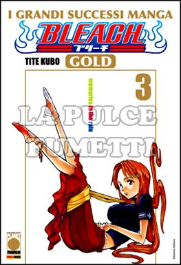 BLEACH GOLD #     3